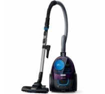 Philips Vacuum cleaner PowerPro Compact FC9333/09 Warranty 24 month(s), Bagless, Purple, 650 W, 1.5 L, AAA, A, C, A, 79 dB, FC9333/09