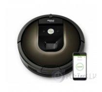iRobot Roomba 980 ar Latvijas officialo serviss centra garantiju