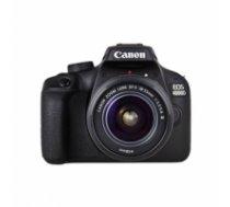 <span>Digitālā fotokamera EOS 4000D + objektīvs 18-55mm III EF-S Canon</span> 3011C003AA