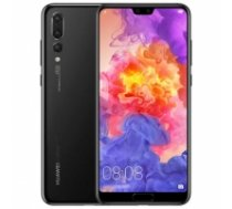 "Huawei P20 Pro Black, 6.1 "", AMOLED, 1080 x 2240 pixels, HiSilicon Kirin, 970, Internal RAM 6 GB, 128 GB, Single SIM, Nano-SIM, 3G, 4G, Main camera Triple 40+20+8 MP, Secondary camera 24 MP, Android, 8.1, 4000 mAh P20 PRO 128G BLACK-01"