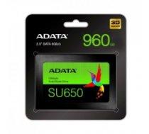 Dysk SSD Ultimate SU650 960G 2.5 S3 3D TLC Retail  ASU650SS-960GT-R