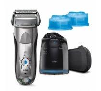 Braun Series 7 7899cc + CCR2 men's shaver Foil shaver Trimmer Silver 169895