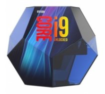 Intel i9-9900K, 3.6 GHz, LGA1151, Processor threads 16, Packing Retail, Processor cores 8, Component for PC BX80684I99900K