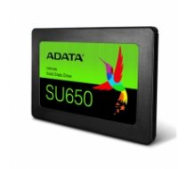 ADATA Ultimate SU650 120 GB, SSD interface SATA, Write speed 320 MB/s, Read speed 520 MB/s ASU650SS-120GT-R