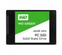 Western Digital 480GB SSD 2.5 SATA III 6GB/s WDS480G1G0A