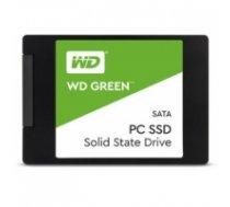 Western Digital 480GB SSD 2.5 SATA III 6GB/s WDS480G2G0A
