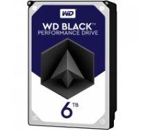 Western Digital Internal HDD Black 3.5'' 6TB WD6003FZBX
