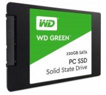 """Western Digital WD Green SSD 2.5"""" - 120GB WDS120G1G0A"""
