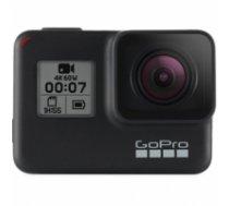 GoPro Hero7 2 year(s), Wi-Fi, Touchscreen, Bluetooth, Full HD, Black, Built-in display, Built-in microphone, Waterproof CHDHX-701
