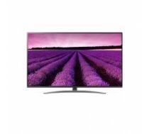 "LG 49SM8200PLA 49"" (123 cm), Smart TV,  4K Ultra HD Nanocell TV, 3840 x 2160, Wi-Fi, DVB-T/T2/C/S/S2, Silver 49SM8200PLA"