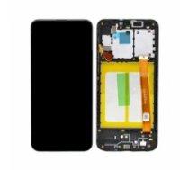 Samsung SM-A202F A20e LCD/touch modulis black REZD_TSA202black