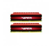 DDR4 Viper 4 8GB/3000(2*4GB) Red CL16 PV48G300C6K