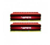 DDR4 Viper 4 8GB/3000(2*4GB) Red CL16 PV48G300C6K