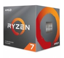 AMD Ryzen 7 3700X, 3.6 GHz, AM4, Processor threads 16, Packing Retail, Processor cores 8, Component for PC 100-100000071BOX