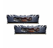 G.Skill Flare X 16 GB, DDR4, 2933 MHz, PC/server, Registered No, ECC No F4-2933C16D-16GFX