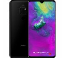 "Huawei Mate 20 Pro Black, 6.39 "", OLED, 1440 x 3120 pixels, Octa-core, Internal RAM 6 GB, 128 GB, microSD, Single SIM, Nano-SIM, 3G, 4G, Main camera Triple 40+8+20 MP, Secondary camera 24 MP, Android, 9.0, 4200 mAh MATE 20 PRO/BLACK"