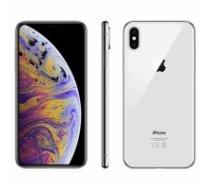 iPhone XS Max 64GB Silver MT512ET/A