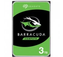 Seagate BARRACUDA 3TB SATA  5400 RPM ST3000DM007