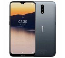 "Nokia 2.3 6.2 "", Charcoal, IPS, 720 x 1520 pixels, Mediatek MT6761 Helio A22, Dual SIM, Nano-SIM, 5.0, Internal RAM 2 GB, 32 GB, microSD, 3G, 4G, Main camera 13+2 MP, Secondary camera 5 MP, Android, 9.0, 4000 mAh NOKIA 2.3 TA-1206 (CHARCOAL)"