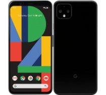 "google Pixel 4 XL Black, 6.3 "", P-OLED, 1440 x 3040 pixels, Qualcomm SM8150, Snapdragon 855, Internal RAM 6 GB, 128 GB, Single SIM, Nano-SIM, 3G, 4G, Main camera Dual 12.2+16 MP, Secondary camera 8 MP, Android, 10, 3700 mAh GOOGLE PIXEL 4 XL BLACK/128"