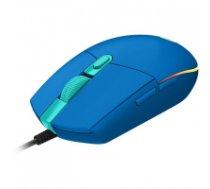 LOGITECH G203 LIGHTSYNC Gaming Mouse - BLUE - USB - EMEA - G203 LIGHTSYNC 910-005798