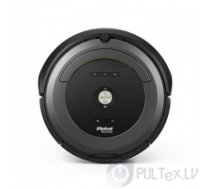 iRobot Roomba 681 ar Latvijas officialo serviss centra garantiju