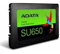 ADATA SU650 240GB 2.5inch SATA3 3D SSD ASU650SS-240GT-R