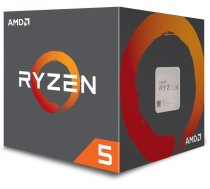AMD AM4 Ryzen 5 6 Box 2600X 4,25 GHz 6xCore 19MB 95W with Wraith Spire cooler YD260XBCAFBOX YD260XBCAFBOX