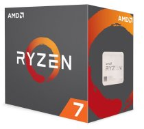AMD AM4 Ryzen 7 8 Box 3700X 3,6 GHz MAX Boost 4,4GHz 8xCore 32MB 65W with Wraith Prism cooler 7nm 100-100000071BOX 100-100000071BOX