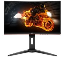 68,6cm/27\'\' (1920x1080) AOC Gaming C27G1 Curved 4ms 16:9 2xHDMI DisplayPort Full HD Black C27G1 C27G1