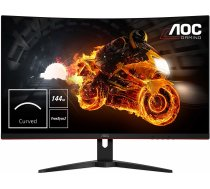 "80cm/31,5"" (1920x1080) AOC C32G1 CURVED VGA DisplayPort HDMI USB 4ms 16:9 Full HD Black C32G1 C32G1"