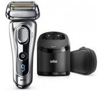 Braun Braun Men's Electric Foil Shaver  9290cc Warranty 24 month(s), Wet use, Rechargeable, Charging time 1 h, Lithium Ion, Battery, Silver | 193759  | 4210201165828