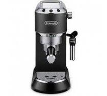 Delonghi Delonghi Dedica Pump Espresso  EC685.BK Pump pressure 15 bar, Built-in milk frother, Semi-automatic, 1300 W, Black/Stainless Steel | 213285  | 8004399331181