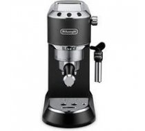 Delonghi Delonghi Dedica Pump Espresso  EC685.BK Pump pressure 15 bar, Built-in milk frother, Semi-automatic, 1300 W, Black/Stainless Steel | 213285  | 8004399331181