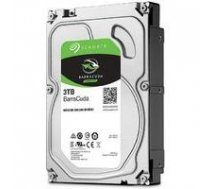 SEAGATE HDD|SEAGATE|Barracuda|3TB|SATA 3.0|256 MB|5400 rpm|3,5"