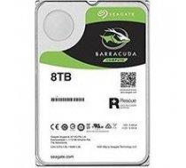 "SEAGATE HDD|SEAGATE|Barracuda|8TB|SATA 3.0|256 MB|5400 rpm|Discs/Heads 4/8|3,5""|ST8000DM004 |"