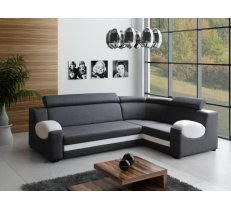 Mīkstās mēbeles Stūra dīvāns AMBER