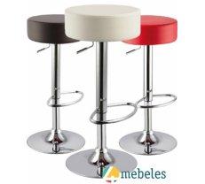 Viesistabai A-042 Bāra krēsls  (5 krāsas)
