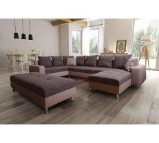 Mīkstās mēbeles Izvelkamais stūra dīvāns TOSCANA I