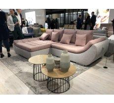 Mīkstās mēbeles Stūra dīvāns HUGO
