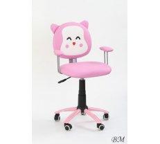 Krēsls KITTY bērna ofisa krēsls