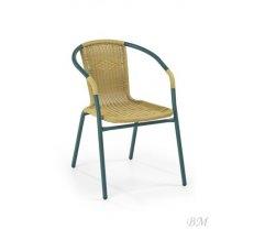 Dārza mēbeles GRAND krēsls (rotanga mēbeles)