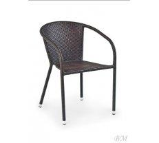 Dārza mēbeles MIDAS krēsls (rotanga dārza mēbeles)