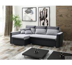 Mīkstās mēbeles FLAVIO izvelkamais stūra dīvāns