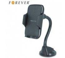 Forever CH-310 Universāls Auto Stiprinājums 10cm Autostiklam / Panelim Mehānisms (5.5-9cm) Melns | T_0014769  | 5900495530622