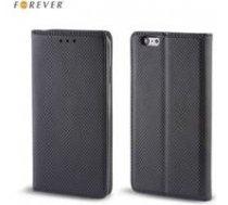 Forever Magnēstikas Fiksācijas Sāniski atverams maks bez klipša Xiaomi MI MIX 2S Melns | FO-MA-XIA-MiMix2S-BK  | 4752128022162