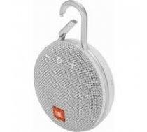 JBL Clip 3 Bluetooth White | JBLCLIP3WHT  | 050036344371