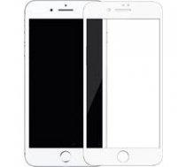 Swissten Ultra Durable 3D Japanese Tempered Glass Premium 9H Aizsargstikls Apple iPhone 7 Plus / 8 Plus Balts | SW-JAP-T-3D-IPH78PL-WH  | 8595217446618