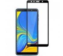 Swissten Ultra Durable 3D Japanese Tempered Glass Premium 9H Aizsargstikls Samsung 405 Galaxy A40 Melns | SW-JAP-T-3D-A405-BK  | 8595217464551