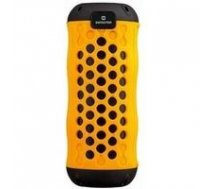 Swissten X-Boom Outdoor IPX5 Carabiner / Silikon Portatīvs Bezvadu Skaļrunis Bluetooth / 10W / 360 Surround / Micro SD / Oranžs | SW-XBOOM-OR  | 8595217450837